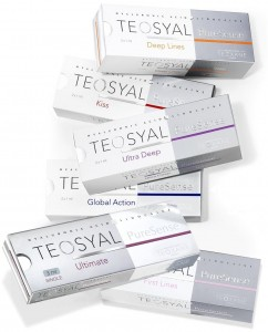 Teosyal PureSense Packaging